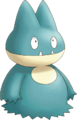 446Munchlax Pokemon Mystery Dungeon Explorers of Time and Darkness