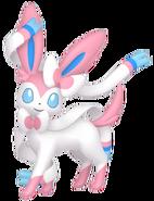 700Sylveon Pokémon HOME