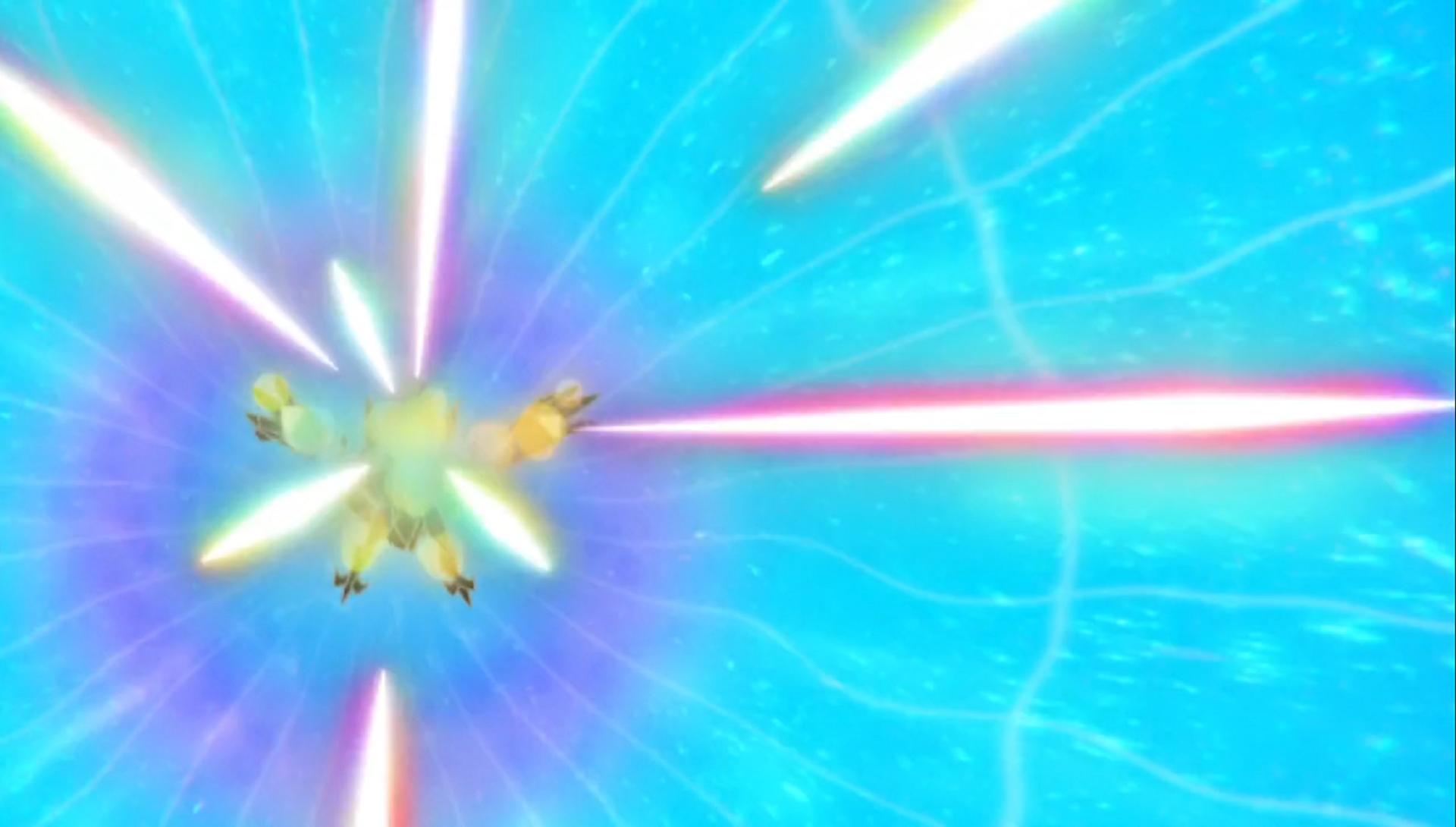 Prismatic Laser