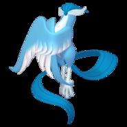 144Articuno Galarian Pokémon HOME SHINY