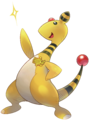 181Ampharos Pokemon Super Mystery Dungeon