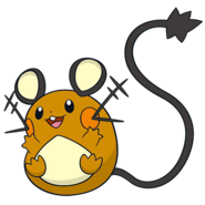 702Dedenne Dream 4