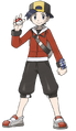 Ethan HeartGold and SoulSilver