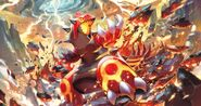Groudon Pokemon XY Primal Clash