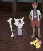 Kiawe yukata outfit