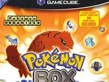 Pokémon Box Ruby and Sapphire