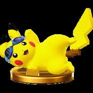 Pikachu (Alt.) trophy SSBWU