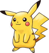 025Pikachu Pokemon Mystery Dungeon Red and Blue Rescue Teams