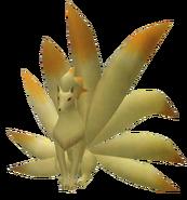 038Ninetales Pokemon Colosseum