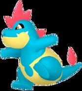 159Croconaw Pokémon HOME