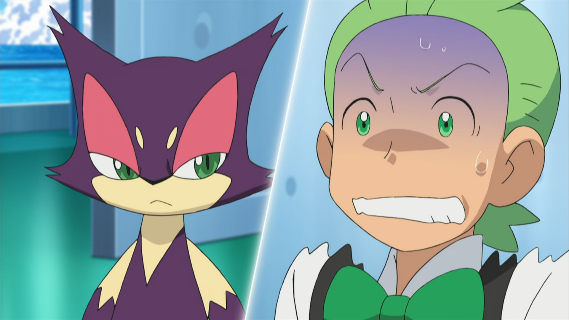 BW127: Cilan and the Case of the Purrloin Witness!