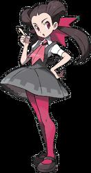 Roxanne Omega Ruby and Alpha Sapphire