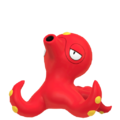224Octillery Female Pokémon HOME