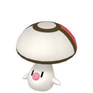 590Foongus Pokémon HOME