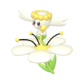 669Flabébé White Flower Pokémon HOME