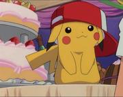Ash Pikachu Kanto Hat