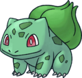 001Bulbasaur Pokemon Mystery Dungeon Red and Blue Rescue Teams