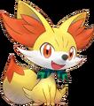 653Fennekin Pokémon Super Mystery Dungeon