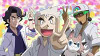 Pokémon Professors Masters trailer
