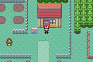 Route 123 - Berry Master's House (Gen III)