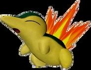 155Cyndaquil Pokemon Colosseum
