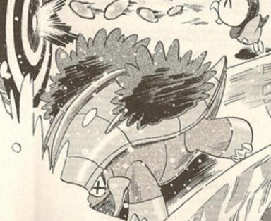 Ash's Grotle