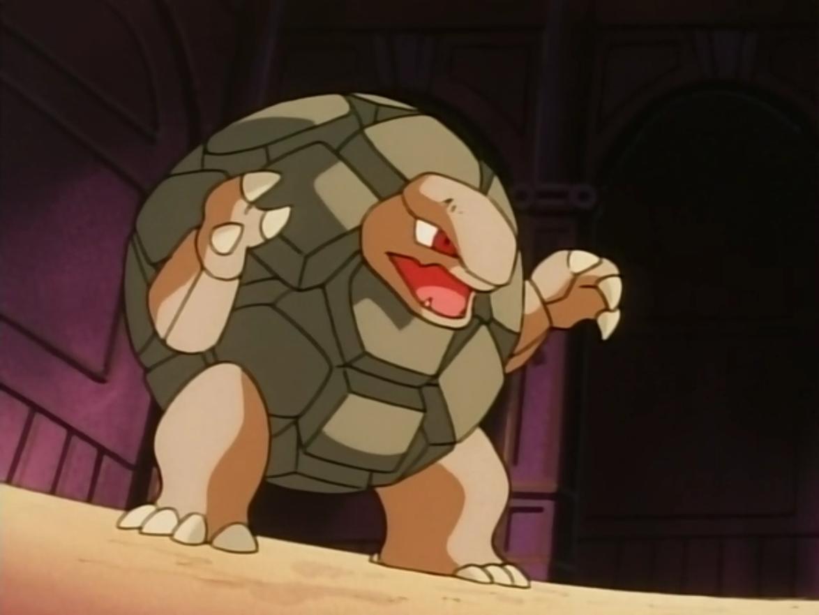 Giovanni's Golem (anime)
