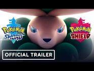 Pokemon Sword and Shield Expansion Pass DLC Trailer