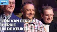 Jon van Eerd in Herrie in de keuken première