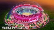 Wyndon Stadium anime