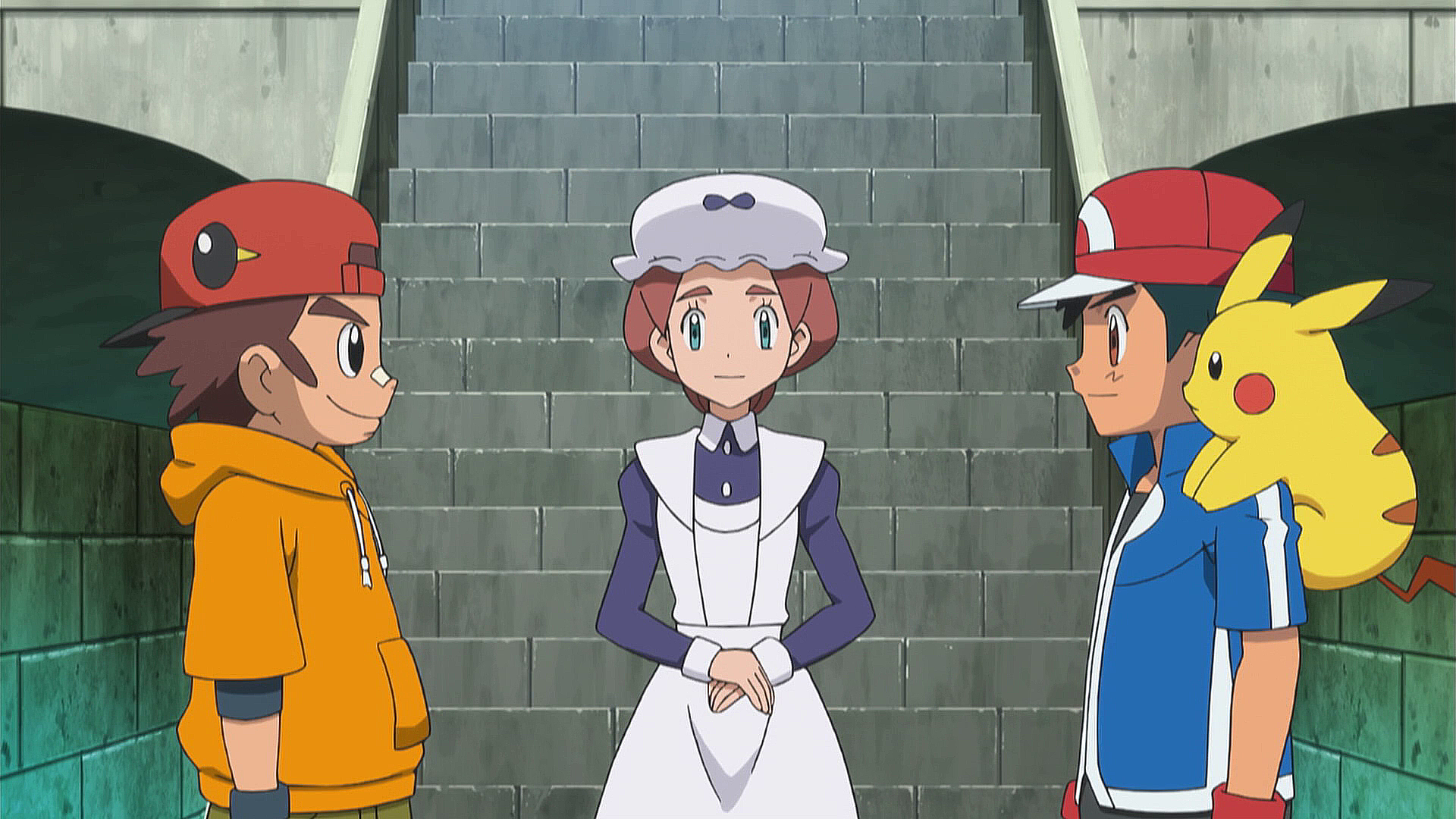 XY020: Breaking Titles at the Chateau!