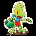 252Treecko Pokémon Mystery Dungeon Rescue Team DX