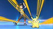 Pikachu Z-Move