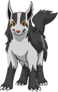 262Mightyena XY anime