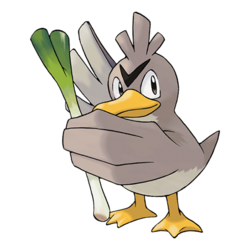 Bird Pokémon
