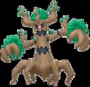 709Trevenant Pokémon HOME