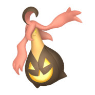 711Gourgeist Large Size Pokémon HOME
