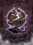 Darkrai event Pokemon Platinum