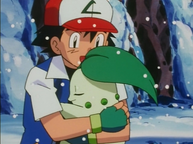 GS010: The Chikorita Rescue