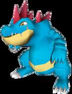 160Feraligatr Pokémon PokéPark