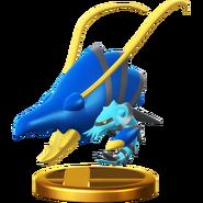 블로스터 피규어 Wii U