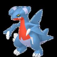 444Gabite Pokémon HOME