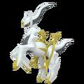493Arceus Rock Pokémon HOME