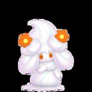 869Alcremie Salted Cream Flower Sweet Pokémon HOME