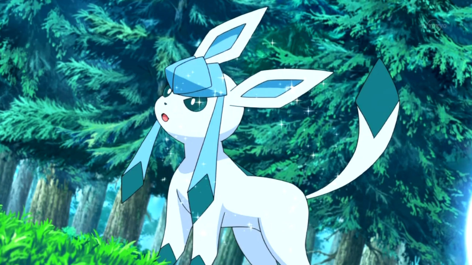 Virgil's Glaceon