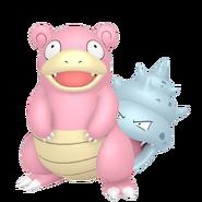 080Slowbro Pokémon HOME
