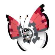 666Vivillon Poké Ball Pattern Pokémon HOME
