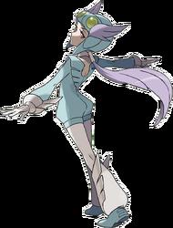 Winona Omega Ruby and Alpha Sapphire