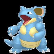 031Nidoqueen Pokémon HOME