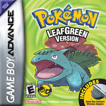 LeafGreen Version